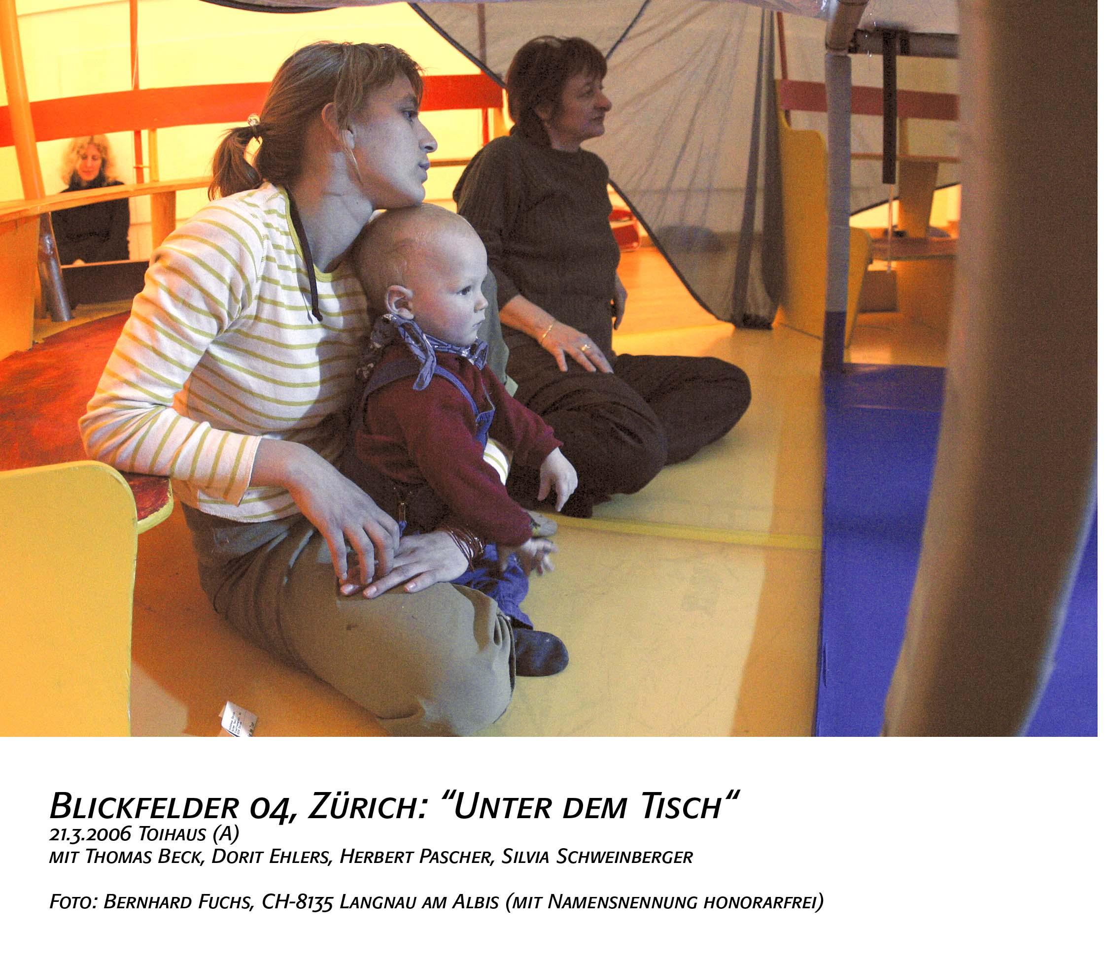bernhard fuchs theaterfotos blickfelder unter dem tisch. Black Bedroom Furniture Sets. Home Design Ideas