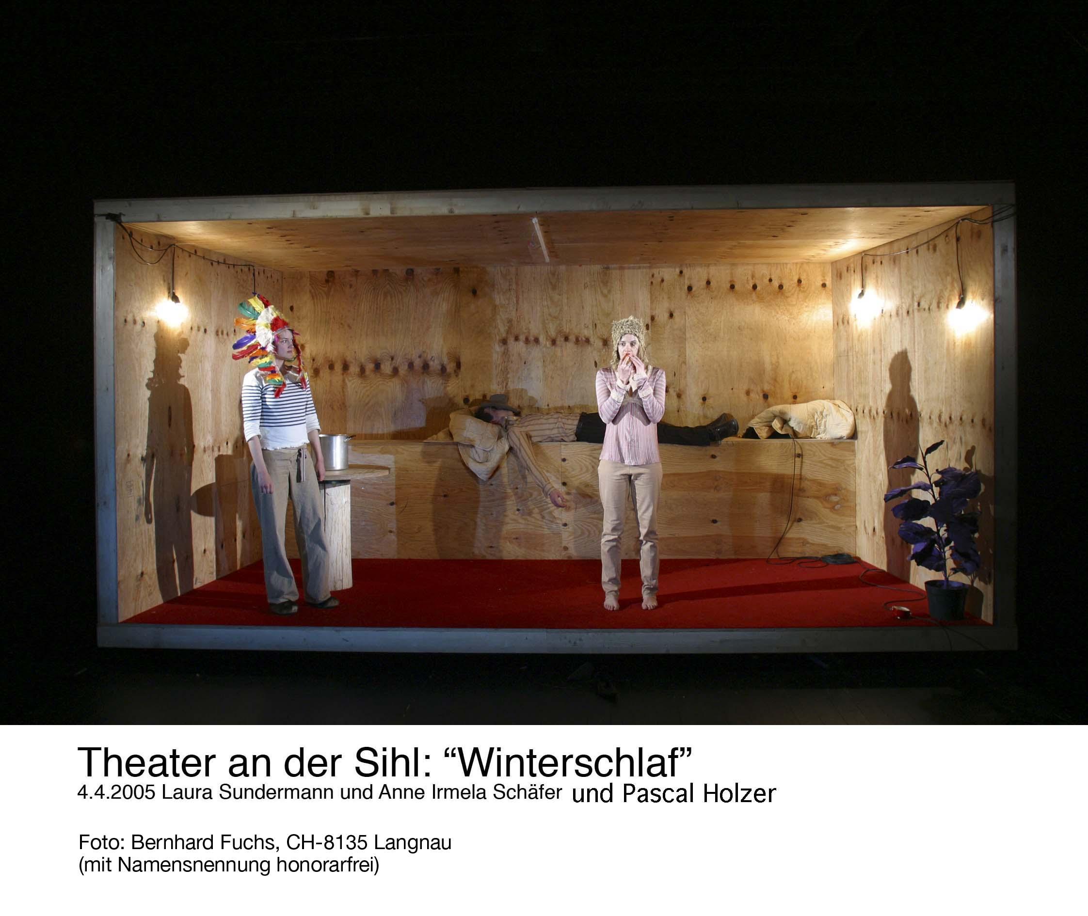 bernhard fuchs theaterfotos tads winterschlaf. Black Bedroom Furniture Sets. Home Design Ideas
